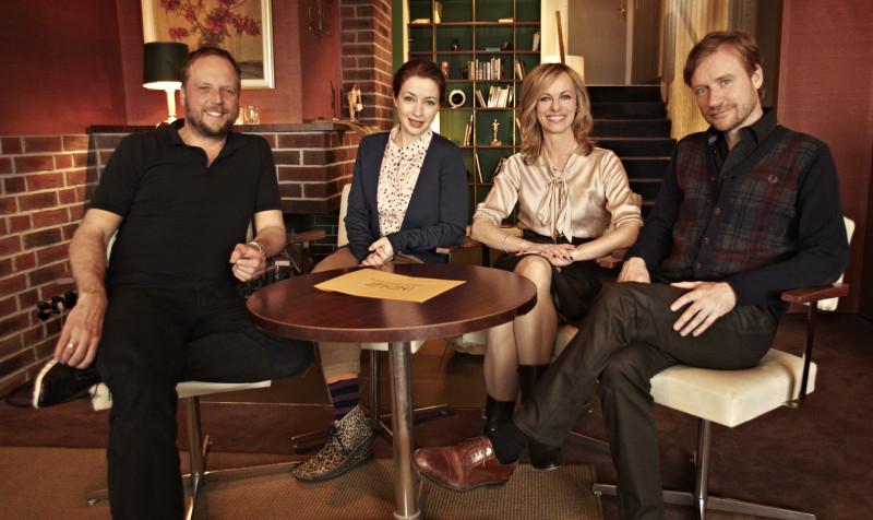 Tele5 Playlist Mai 2013, Smudo, Loretta Stern, Bettina Rust, Tim Renner | © Foto Gert Krautbauer - obs/Tele 5