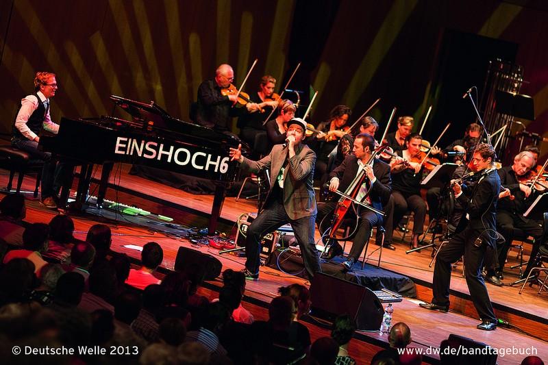 Bandtagebuch mit EINSHOCH6 (Alle Rechte vorbehalten von Deutsche Welle Unternehmen)