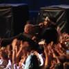 Harlem Shuffle mal anders: A$AP genießt das lockere Leben auf dem Splash.