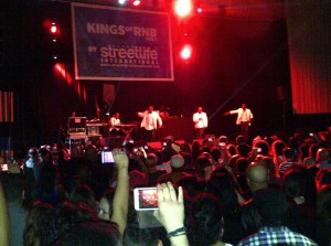 "Vokale Exzellenz: 112 bei den ""Kings of R&B Vol. 1"" in Wiesbaden."