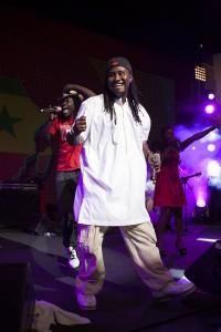 Didier Awadi live in Dakar (Foto: Promo)