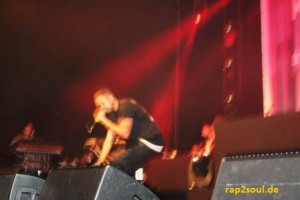 Adesse live in Berlin (Kings of RnB Vol. 1 / Foto: rap2soul)
