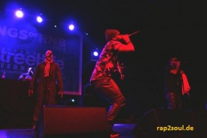 Jagged Edge live in Berlin (Kings of RnB Vol. 1 / Foto: rap2soul)