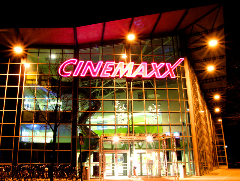 Cinemaxx Berlin Berlin