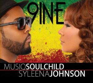 Musiq Soulchild und R&B-Divas Syleena Johnson taten sich dieses Jahr zusammen um auf 9 Songs eine einzigartige Mischung aus karibischem Reggae und modernem R&B hinzulegen. (Foto: Shanachie Records)