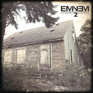 Eminem - The Marshall Mathers LP 2 (Universal Music)