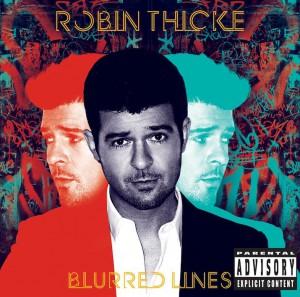 """Robin Thicke hatte heuer mit """"Blurred Lines"""" seinen internationalen Durchbruch. (Foto: Universal Music)"""