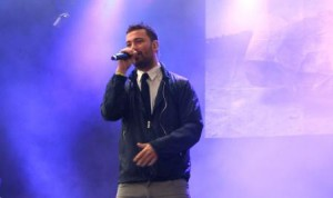 Marteria live auf der YOU 2010 (Foto: rap2soul)