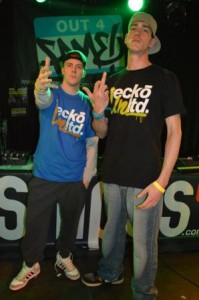 Hagen - 1ON1 Gewinner - Collapz & Arrest (Foto: Out4Fame)
