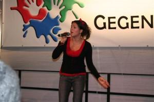 Sängerin Emine Bahar auf der YOU2008 (Foto: rap2soul)