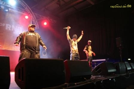 Dru Hill in Berlin bei Kings of RNB 2 (Foto: rap2soul / 2014)