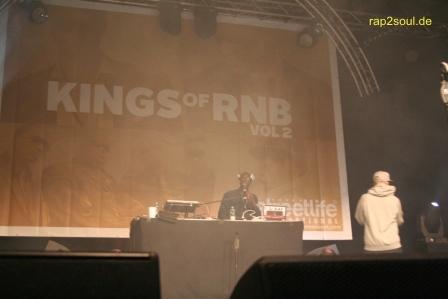 Donell Jones bei Kings of RNB Vol. 2 Berlin (Foto: rap2soul / 2014)