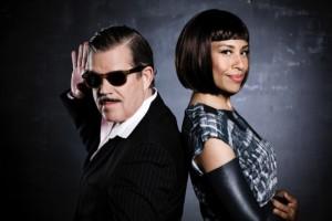 Malia & Boris Blank (Pressebild)