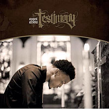 August Alsina - Testimony (Def Jam Recordings)