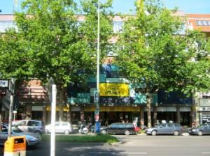 Hier war das LaBelle, Hauptstraße 78 in Berlin-Friedenau (Foto: rap2soul)