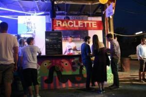 Raclette im UrbanSpree (Foto: rap2soul)
