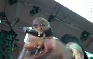 Rick Ross live on Stage (Foto: Malcolm Ohanwe)