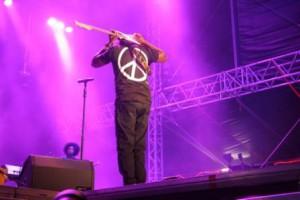 Wyclef Jean - Soul im Hafen 2014 (Foto: rap2soul)