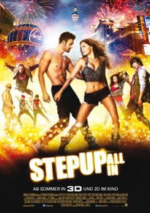 Step Up: All In (Plakat)