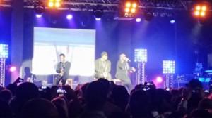 Boyz II Men in Hamburg (Foto: Saba)