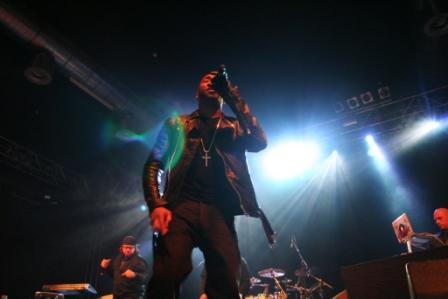 Ginuwine bei Kings of RnB Vol. 3 in Berlin (Foto: rap2soul)