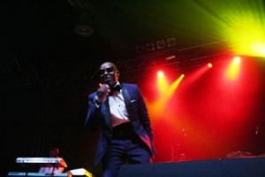 "Joe live in Berlin ""Kings of RnB Vol. 3"" (Foto: rap2soul)"