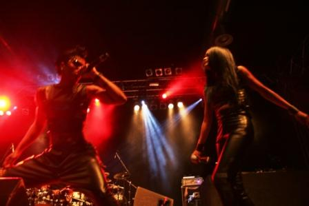 "Total live in Berlin ""Kings of RnB Vol. 3"" (Foto: rap2soul)"