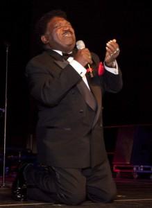 Percy Sledge in Alabama Music Hall of Fame (Foto: Carol M. Highsmith)