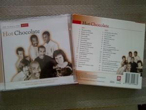 Empfehlenswerte Compilation von Disky aus dem Jahr 2004: 36 Songs von Hot Chocolate.