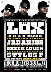 The LOX Plakat