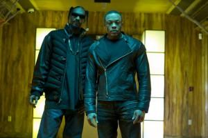 Snoop Dogg und Dr. Dre (Foto: Universal Music)