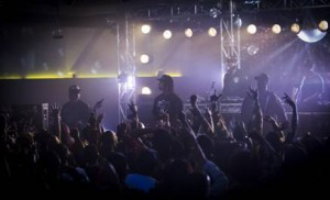 N.W.A. Konzert im Film Straight Outta Compton (Foto: Universal)