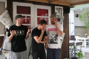 Roger & Schu (Foto: rap2soul / Wachsmuth)