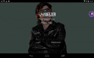 Deezer | Screenshot: Redaktion
