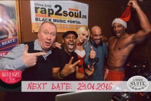 Fette Surface-X-mas-Party 2015, dieses Jahr kommt der Weihnachtsmann am 17.12.2016