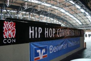 2. Hip Hop Convention 2016 Berlin (Foto: rap2soul)