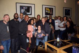 Soulfood Family mit Midnight Star in Bremerhaven (Foto: Privat)
