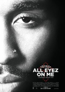 All Eyez On Me (Filmplakat)