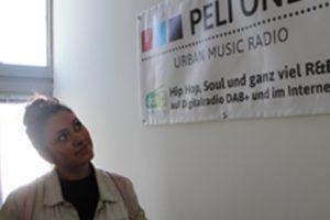 Haszcara bei PELI ONE (Foto: rap2soul)