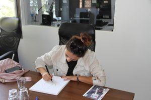 Haszcara zeichnet für PELI ONE (Foto: WMG)