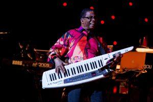 Herbie Hancock (Foto: Abu Dhabi Jazz Festival)