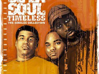 De La Soul – Timeless The Singles Collection (Cover)