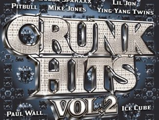 Various Artist – Crunk Hits Vol 2 (Cover)