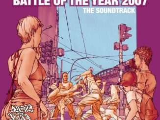 Various Artists – Battle Of The Year 2007 (Cover)