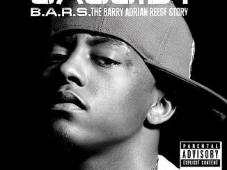 Cassidy – B.A.R.S. – The Barry Adrian Reese Story (Cover)