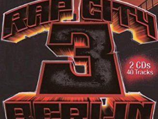Various Artists – Rap City Berlin Sampler 3 (Cover)