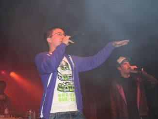 Prinz Pi - Rap City Berlin DVD II Party (Foto: rap2soul)