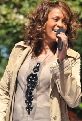 Whitney Houston bei GMA 2009 (Foto: Wikipedia/asterix611)