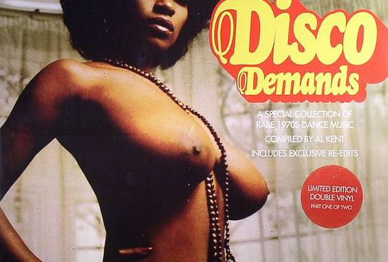 Various Artists – The Best Of Disco Demands (A Collection Of Rare 1970s Dance Music) (Foto: Cover)