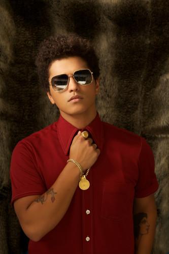 """Bruno Mars brandneue Single """"Locked Out Of Heaven"""" wurde am 3. Oktober veröffentlicht / Neues Studio-Album """"Unorthodox Jukebox"""" erscheint am 7. Dezember"""
